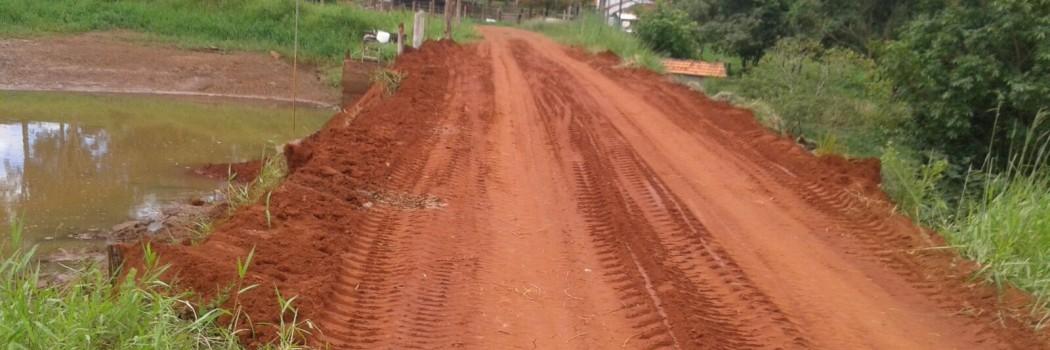 Recuperação no setor rural em Canápolis