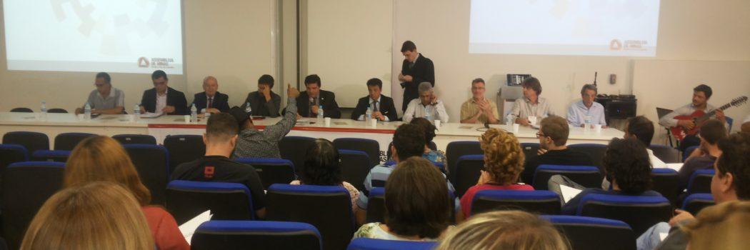 Canápolis marca presença no Fórum Técnico do Plano Estadual de Cultura