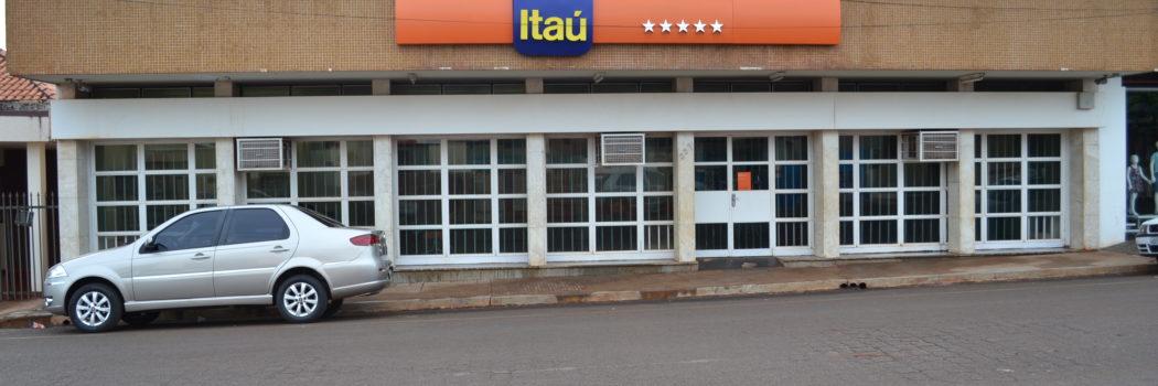 Agência do Itaú fechará suas portas em vários municípios mineiros