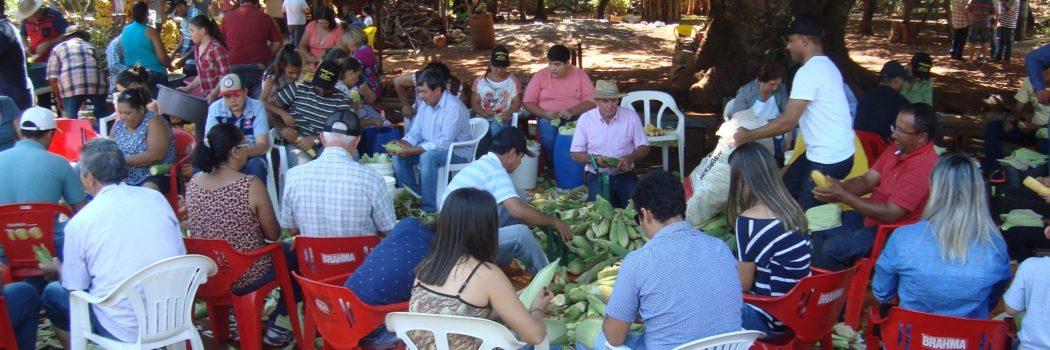 10 anos de tradição na Pamonhada do Zé Dias